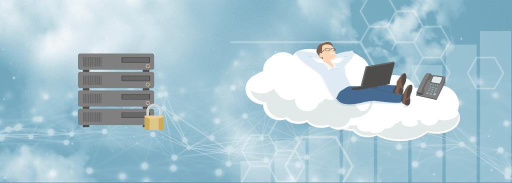 Cloud contact center solution vs on premise image
