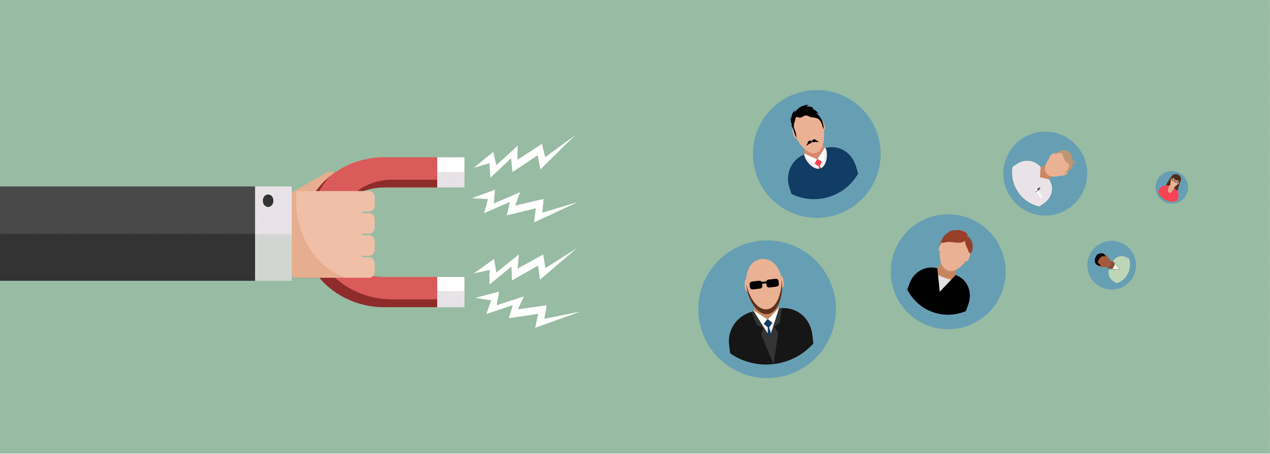 Customer Retention Strategies with magnet