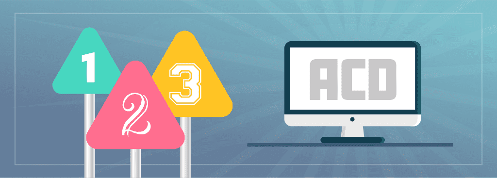3 Colorful Signs Representing The Reasons Your Call Center Needs Automatic Call Distribution