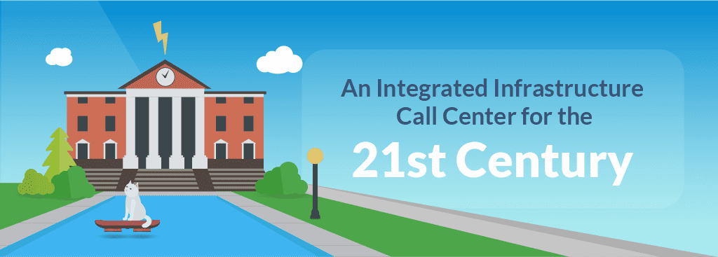 Integrated Call Center Infastructure