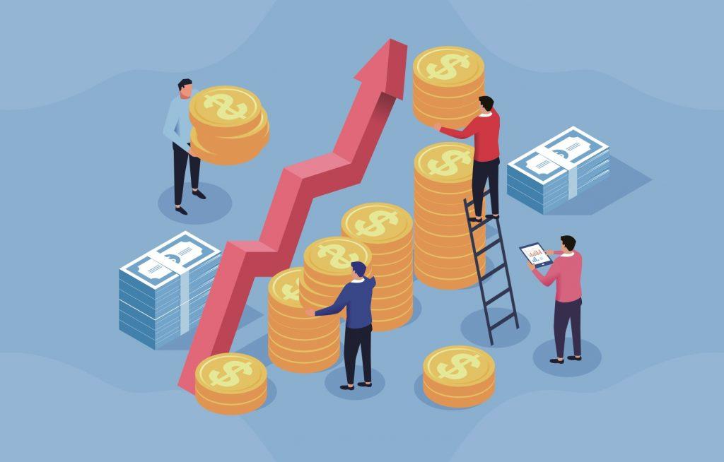 Figures Accessing Business Finance Development